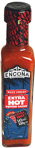 Encona West Indian Extra Hot Pepper Sauce