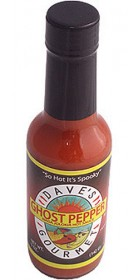 Dave's Gourmet Ghost Pepper Hot Sauce