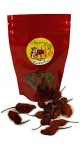Dried Naga Bhut Jolokia Chillies - 25g