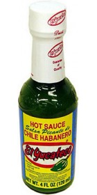 El Yucateco Green Chile Habanero Hot Sauce