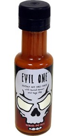 Grim Reaper The Evil One Hot Sauce