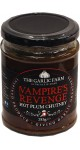 The Garlic Farm Vampire's Revenge Hot Plum Chutney