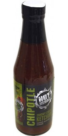 Hot Headz Chipotle Smoky Chilli Ketchup