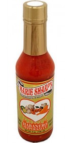 Marie Sharp's Fiery Hot Habanero Pepper Sauce