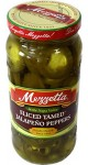 Mezzetta Tamed Jalapeno Chilli Peppers