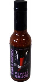 Hot Headz Who Dares Burns Naga & Chipotle Pepper Sauce