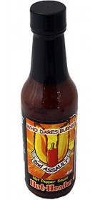 Hot Headz Who Dares Burns - Second Assault Hot Pepper Sauce
