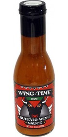 Wing Time 'Hot' Buffalo Wing Sauce